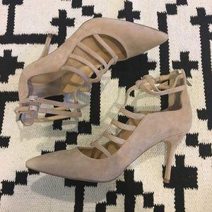 Ivanka Trump Shoes - Ivanka Trump 'Domin' strappy heels